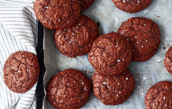 Fursecuri Brownie cu Ciocolată